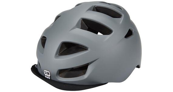 Bern Allston Helm inkl. Flip-Visier matt-grau